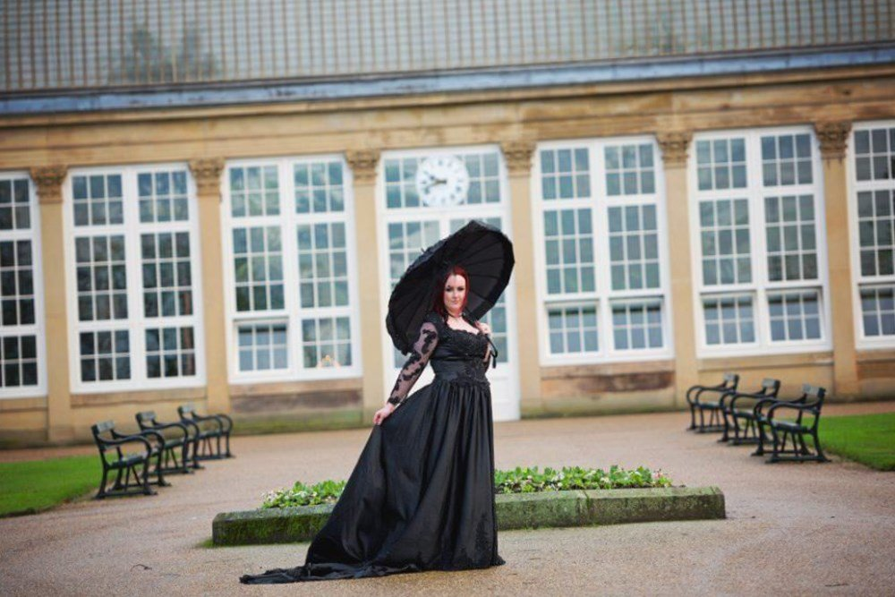 Best Plus Size Gothic Wedding Dresses Latest Trends For 2018