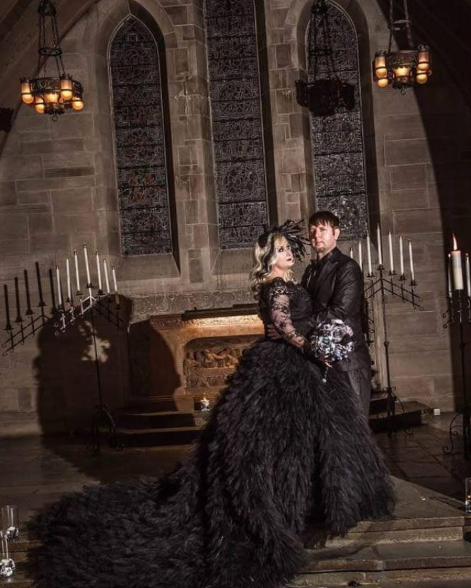 Plus Size Gothic Wedding Dress: Best Plus Size Gothic Wedding Dresses