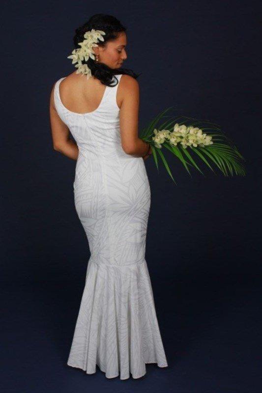 Hawaiian Wedding Dresses Plus Size November 2018 Bridesmaid