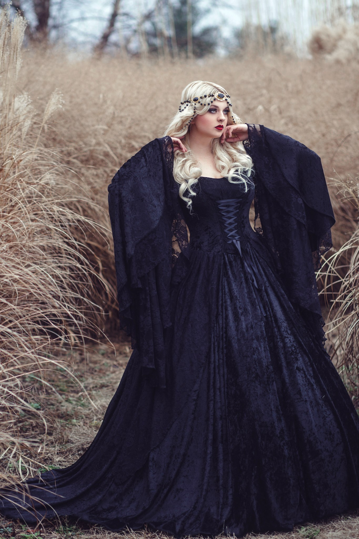 Best Plus Size Gothic Wedding Dresses - Latest Trends for 2018 ...
