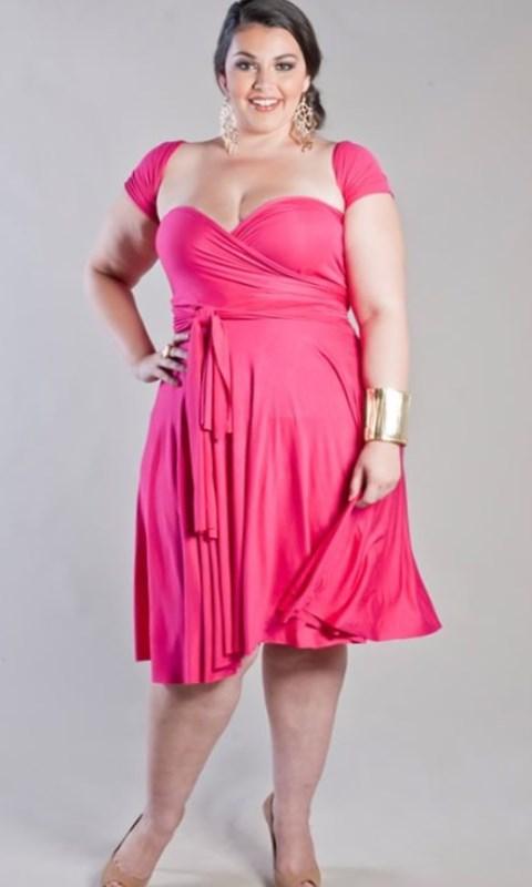 Gorgeous Convertible Dress Plus Size Latest Trends 2018