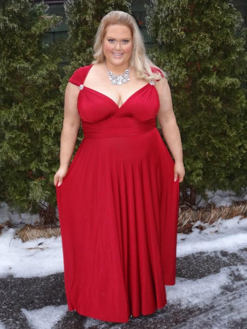 Gorgeous Convertible Dress Plus Size Latest Trends 2019