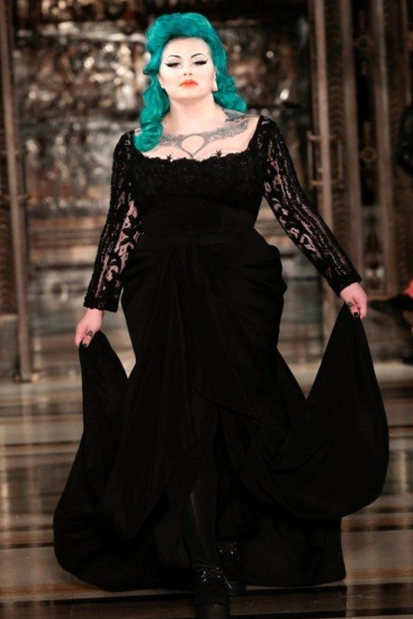 best plus size gothic wedding dresses  latest trends for