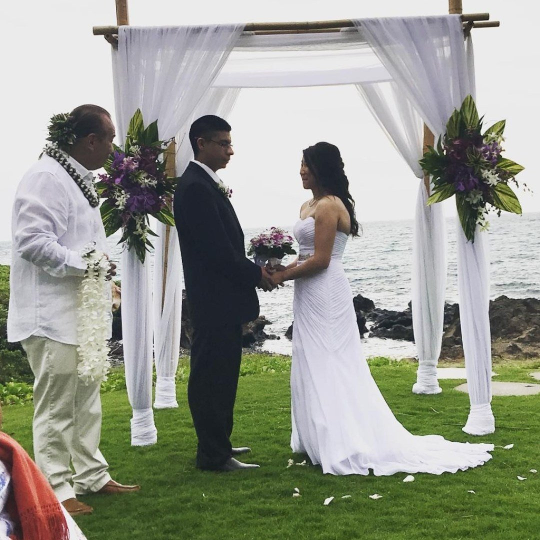 Hawaii Wedding: Hawaiian Wedding Dresses Plus Size (2019)