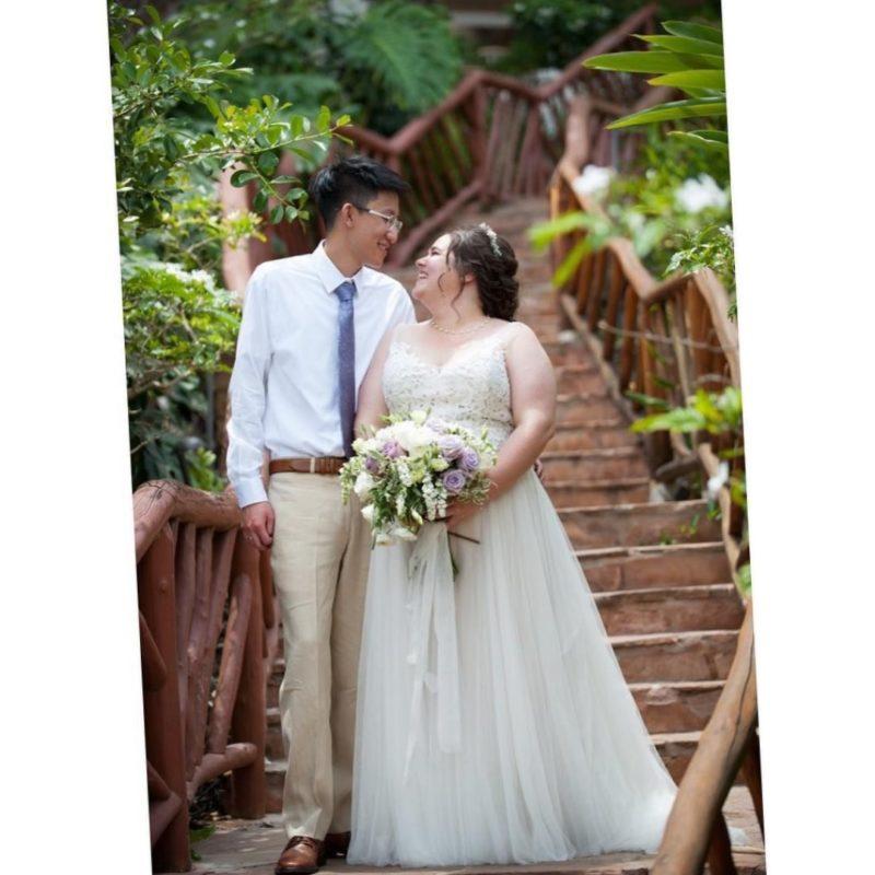 Hawaiian Wedding Dresses Plus Size (2019)