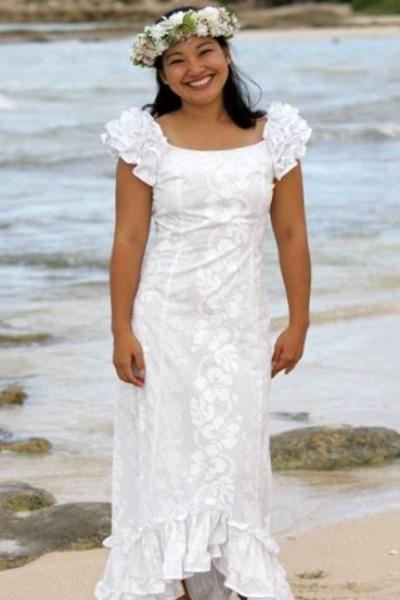 Hawaiian wedding dresses plus size (July 2018) - bridesmaid hawaiian ...
