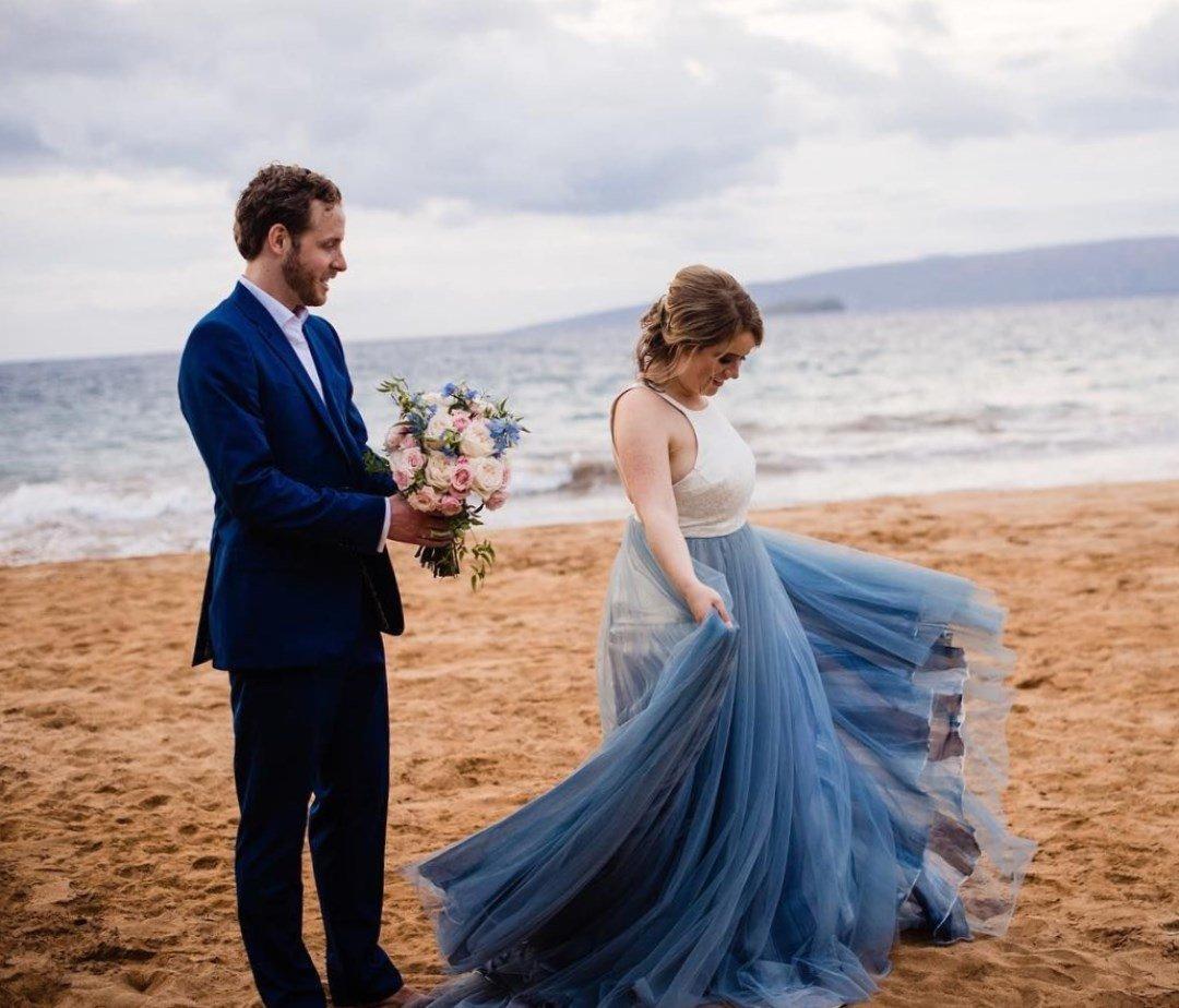 Simple Wedding Dresses Hawaii: Hawaiian Wedding Dresses Plus Size (2019)